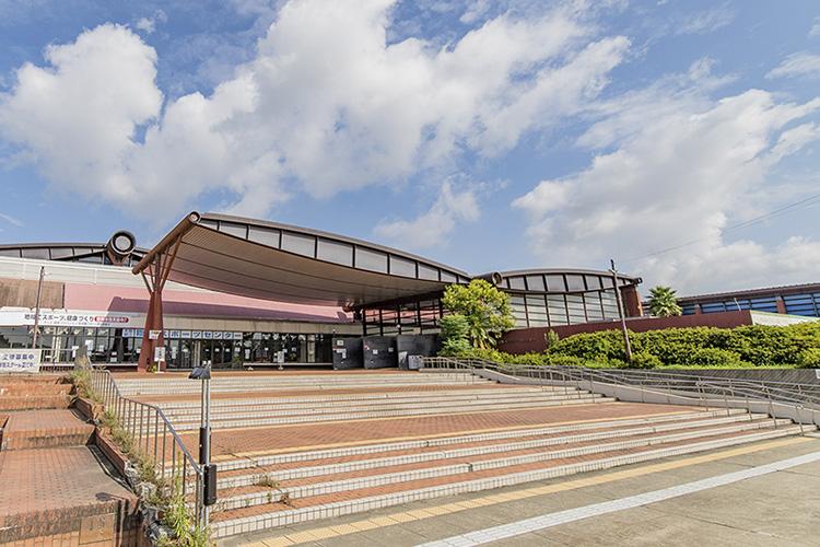 大阪府立臨海スポーツセンターの外観