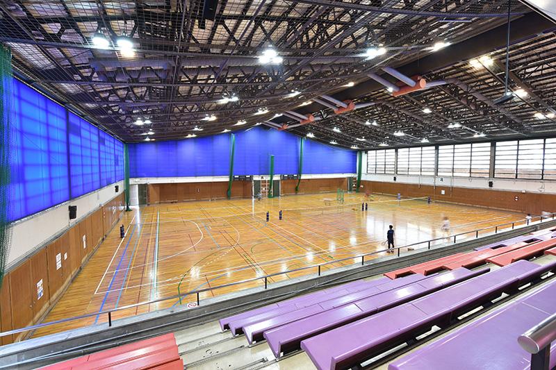 第1体育室