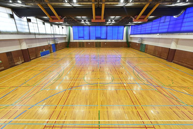 第2体育室